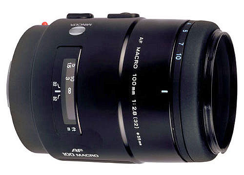 Best Legacy Lenses: Sony / Minolta 100mm 2.8 Macro