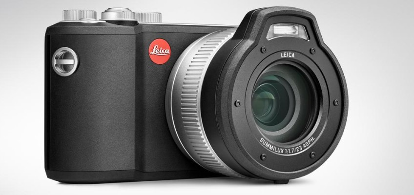 The Leica XU: Waterproof, rugged, and expensive