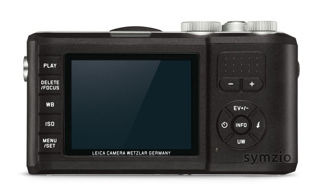 Leica XU: Rugged LCD