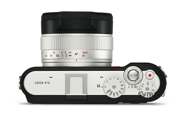 Leica XU: Top view