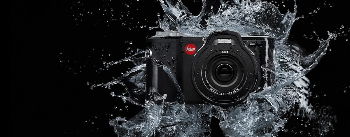 Leica XU: Waterproof