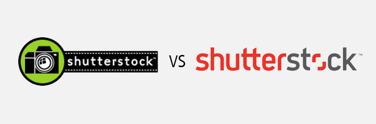 Shutterstock: Now vs Then